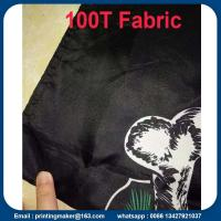 Advertising Durable 110 g Knitted Polyester Flag Manufactures