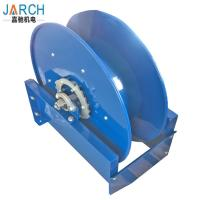 China Portable Retractable Hose Reel High Volume Air Water Diesel Fuel Delivery on sale