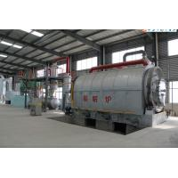 China China Manufacturer Waste Plastic/Rubber/Tyre To Fuel Oil Pyrolysis Plant 10T 20T 30T on sale