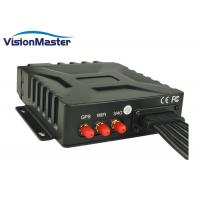 China Aviation Connector Mobile HD DVR With SSD 4ch  Playback Graphical User Interface on sale