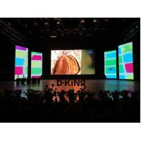 Full Color High Definition Led Stage Display Waterproof For Rental Manufactures