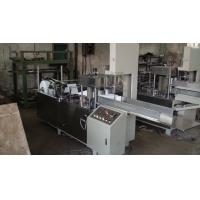 Stepping Motor Fabric Folding Non Woven Machinery High Precision Wire Cutting Process Manufactures