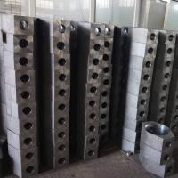 Petrochemical Industry Steel Parts Sodium Silicate Precision Casting Manufactures