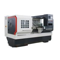 China Aluminum LED Light CNC Metal Spinning Lathe , Aluminium Spinning Machine 110 Mm on sale