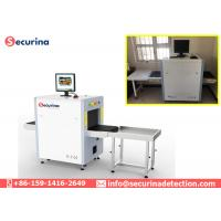 Single Energy Parcel X Ray Baggage Scanner 0.22m/s SA5030A For Hotels / Church Manufactures