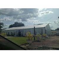 Aluminum Frame Luxury Wedding Marquee / Commercial Event Tents