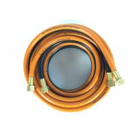 Composite Oxygen And Acetylene Hoses , Twin Welding Hose / Pipe / Tube