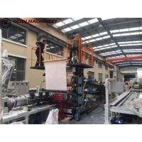 China PLC Control PVC Plastic Sheet Production Line With Electric - Magnetic Heater on sale