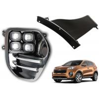 Buy cheap OE Style Fog Lamps , LED Daytime Running Light DRL Kits for KIA SPORTAGE 2016 from wholesalers