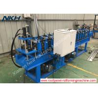 Thin Gauge Sheet Metal Roll Forming Machines For Decorative Light Parts Manufactures