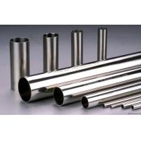 304L Welded Stainless Steel Pipe / Petroleum Thin Wall Steel Tube Manufactures