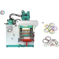 Buy cheap 100 Ton Mechanical Vertical Rubber Injection Molding Machine Plate Size 400 * from wholesalers