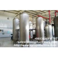 Buy cheap Corn glucose syrup production line glucose manufacturing plant make glucose syrup from starch machine for sale from wholesalers