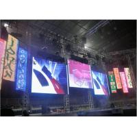 Super Slim Stage LED Advertising Screen Display P3.91 Indoor HD LED Video Wall Programmable Digital Billboards for Sale Manufactures
