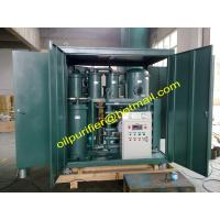 Buy cheap Cabinet Lubricant Oil Filtration Plant,Oil Recycling Machine for waste lube oil. Used oil Purifier System with Canopy from wholesalers