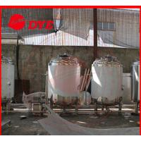 Small Insulated Stainless Steel Hot Water Tank For Laboratories / Hotels Manufactures