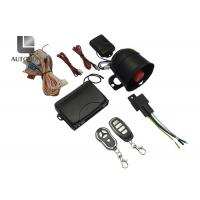 CE FCC ROHS Car Alarm Anti Theft System One Way Octopus With 4 Buttons Manufactures
