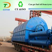 scrap rubber recycle to oil machinery Manufactures