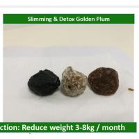 Natural Fruit Extract Beauty Fruit OEM ODM natural herbal Detox Plum Weight Loss For Burning Fat Manufactures