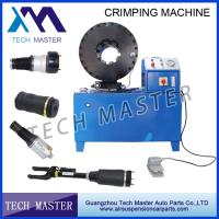 Mercedes BMW Audi Land Rover Hydraulic Hose Crimping Machine High Performance Manufactures