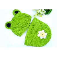 Pure Hand Baby Set Cotton Crochet Newborn Photo Props Knitted Animal Suits Manufactures
