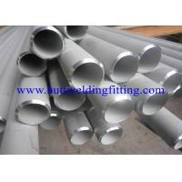China ASTM A778 321 304 304L 316 Stainless Steel Welded Pipe , Annealed & Pickled on sale