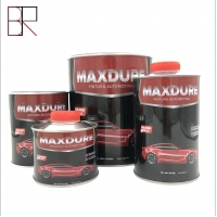China Good Covering Power 1K Automotive Refinish Paint on sale
