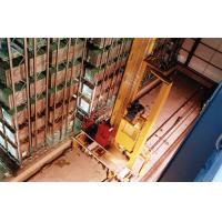 China Vertical Shelving Automatic Racking System , 2mm - 15mm Light Duty Stacker Crane on sale