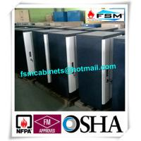 Waterproof And Fireproof Locking Storage Cabinets Anti Magnetic Customized For CD Disk Manufactures