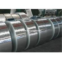 Q195 sphc Hot Dipped Galvanized Cold Rolled Steel Strip Manufactures
