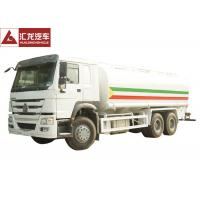 Commercial 8000 Gallon Water Container Truck Heavy Duty 6x4 Alloy Frame Manufactures