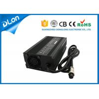 Quality 24v 18A battery charger for lead acid / gel /agm / lipo batteries100VAC ~ 240VAC for sale