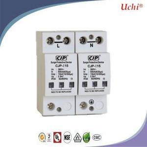 50ka Low Voltage Varistor Surge Protectors Direct Lightning Protection Of Overhead Lines Door Manufactures
