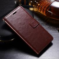 Protective Huawei Mate 9 Leather Case , Synthetic Leather Wallet Phone Case