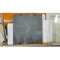 Black Color Refractory Kiln Shelves, Fireproof Silicon Carbide Plate SGS Manufactures