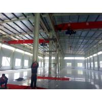 Pre Engineered Steel Structure Workshop For Electric Appliance Production Manufactures