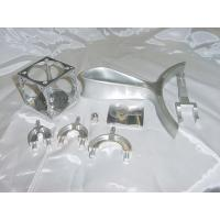 Mild Steel High Precisionprecision Machining ServicesAuto Parts ROHS Certificated Manufactures