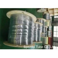 Quality TP316Ti stainless steel coil tubing heat exchanger,Stainless Steel Cooling Coil Wst 1.4571 UNS S31635 for sale