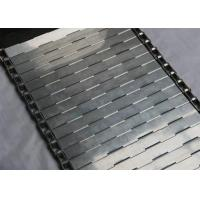 China 304 Stainless Steel Plate Link Conveyor Belt High Temperature Resistant on sale