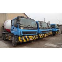 Used 7M3 ISUZU used concrete truck, concrete mixer truck for sale Manufactures