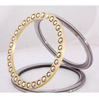 Chrome Steel 51101 Ball Thrust Bearings for Industrial Machine Manufactures