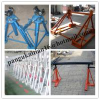 Sales Cable Drum Jacks,Cable Drum Handling,best Cable Drum Lifting Jacks Manufactures