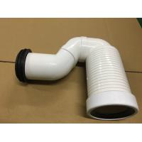 Sanitary Ware 4 Inch Toilet Waste Pipe , PVC Pipe Toilet Shifter Connection Tool