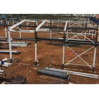 China Prefab Steel Structure Factory / Metal Warehouse Buildings Earthquake Resistance on sale