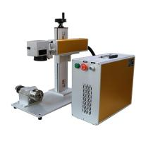 China Small CNC Laser Engraving Machine / Tabletop Handheld Laser Engraver on sale