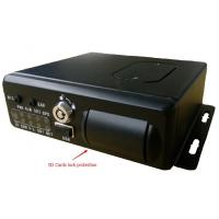 China Real time Monitoring Car GPS Tracking SD Card Mobile DVR 3G / WIFI on sale