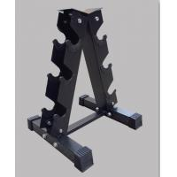 China Dumbbell Storage Rack Gym Trainer Machine Custom Color Fitness Equipment on sale
