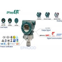 Industrial Differential Pressure Flow Transmitter With Accurate Measurement Manufactures