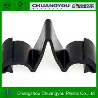 China Custom window EPDM Rubber Expansion Joints Black for Car Park on sale