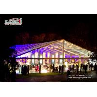 Transparent Austrialia Luxury Wedding Tents / Outdoor Party Tent For Rental Business Manufactures